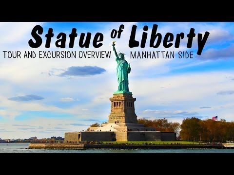 Statue of Liberty - Tour Overview - What To Expect