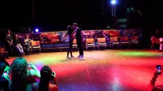 Fred & Miriam - Kizomba Show 2013 - Sou Sortudo