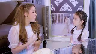 ลูกสาวคนเล็กชื่อน้องเอพริลหรือน้องเมษาดี?😂❤️💕