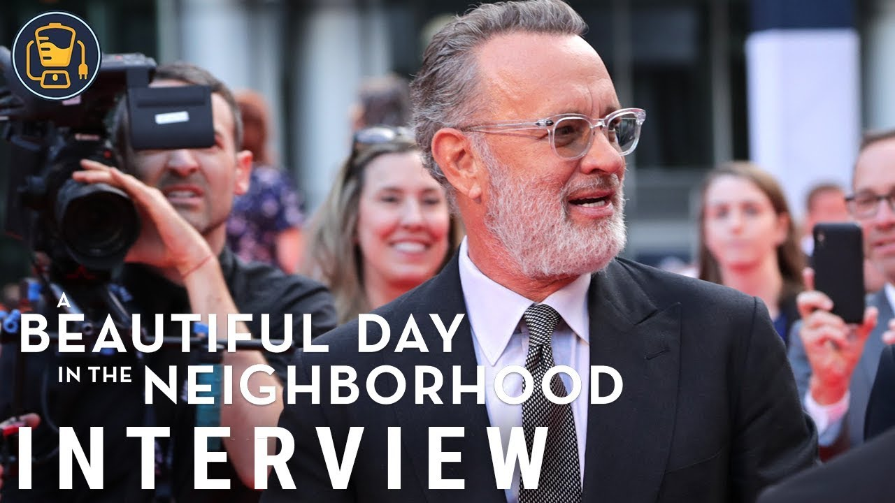 Tom Hanks and More on Mister Rogers and 'A Beautiful Day in the  Neighborhood'