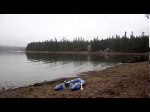 Virtual tour of the Wrangell Narrows from the Collison Property