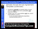Computer Service Agreement Template Overview - Computer ...