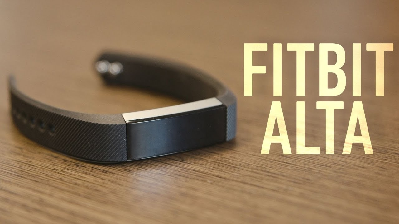 how to connect a fitbit alta to your phone