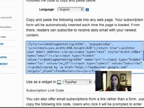 How to Put The RSS Feed on your WordPress; What is RSS Why Use it?