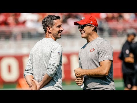 John Lynch and Kyle Shanahan's End of Season Press Conference