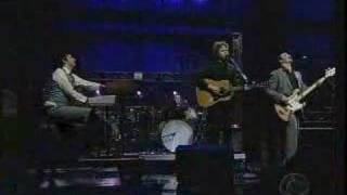 Josh Ritter on David Lettermn 1/12/07