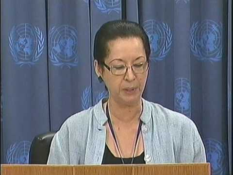 """Gaza: Human Rights Council """"wraps up"""" first round of fact-finding interviews"""