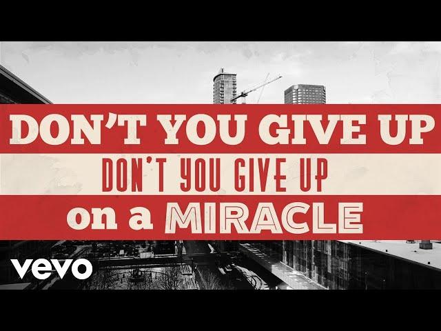 Unspoken - Miracle (Lyric Video)