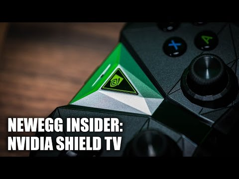 Newegg Insider: Nvidia Shield 2017