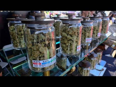 L.A. Lawmakers Approve Rules For Recreational Pot | Los Angeles Times