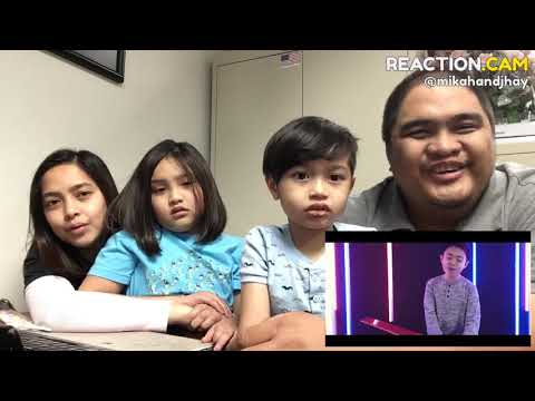 Fam Reacts to Like I'm Gonna Lose You Cover by Anneth & Deven