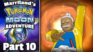 Pokémon Moon, Part 10: The Big Kahuna!