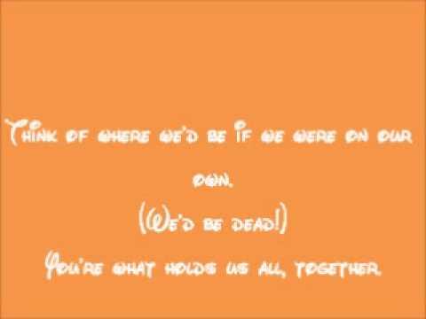 James and the Giant Peach-Family Lyrics