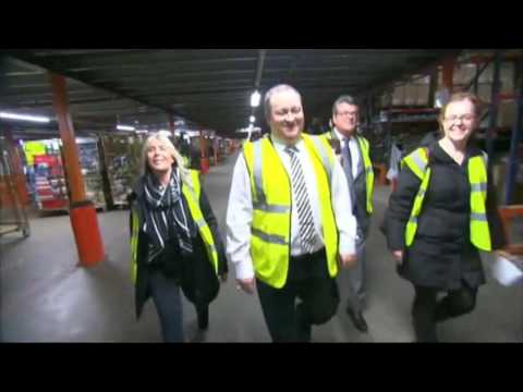 Mike Ashley's Sports Direct workhouse