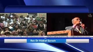 Message by Rev Dr Hizkiel Serosh, Part of 1 of 2