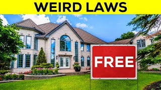 This Law Let's You Steal Houses