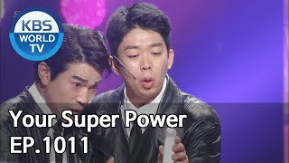 Your Super Power [Gag Concert / 2019.08.24]