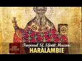 Troparul Sf Sfinţit Mc Haralambie 10 Februarie mp3
