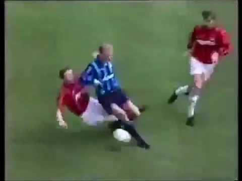 Dennis Bergkamp Rare skills and touches
