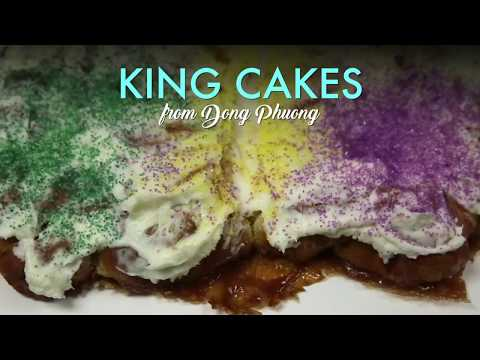 Dong Phuong Bakery's famous king cakes