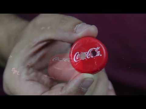 How to Make Coca Cola Fountain Machine at Home Creative Idea