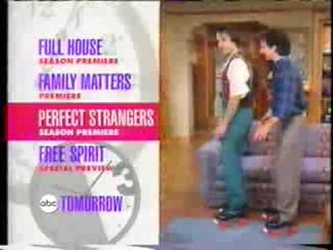 ABC TGIF 1989 Premiere Promo
