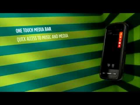 Nokia XpressMusic 5800 Commercial Ad