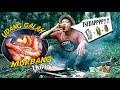 - MUKBANG UDANG GALAH - Hasil Mancing Langsung Dimasak !!!
