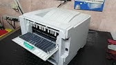 Hp Laserjet P2035 Printer Youtube