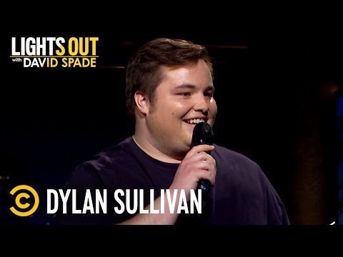 Dylan Sullivan Got Used To Hot People Things - Lights Out with David Spade