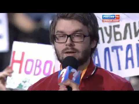 Путин Vs  Алексей Соломин (Эхо Москвы). Пресс-конференция В. Путина 17.12.2015