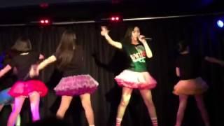 4/5に行われた、大分発ご当地アイドルSPATIOゆうゆ生誕祭ライブより.