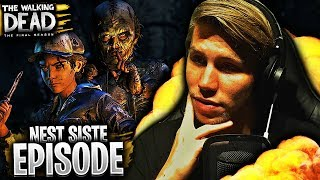 STARTEN på SLUTTEN av THE WALKING DEAD ☠️💥 **NEST SISTE EPISODE**