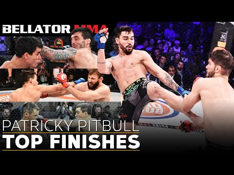 Top Finishes: Patricky Pitbull | BELLATOR MMA