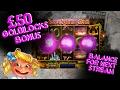 £50 Goldilocks Bonus & Balance for next stream!!!