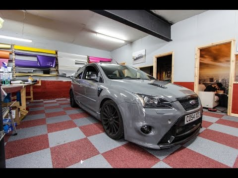 Focus RS Dark Grey 'Nardo' Wrap