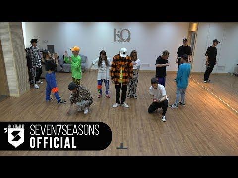 지코(ZICO) - Artist Dance Practice