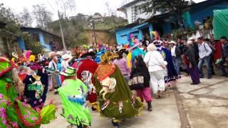 Carnaval 2015 Zacualpan Veracruz