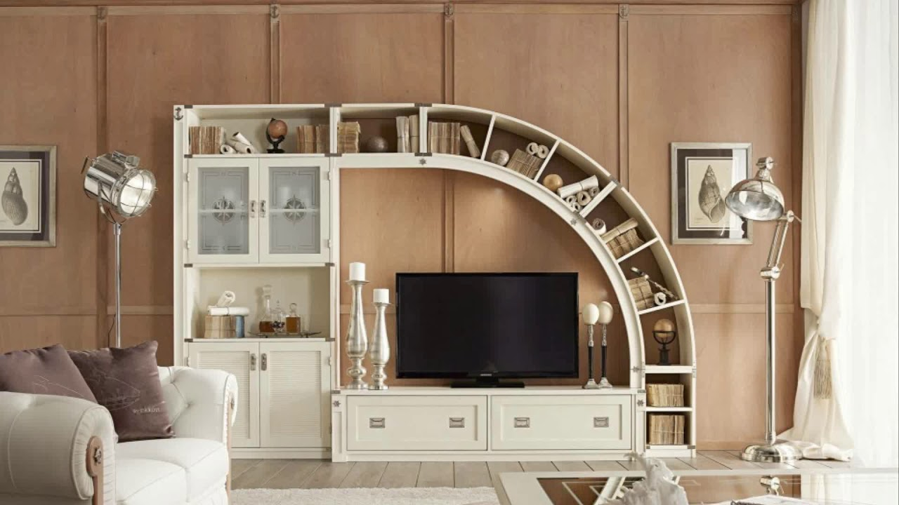 Corner Tv Stand Ideas For Living Room Youtube