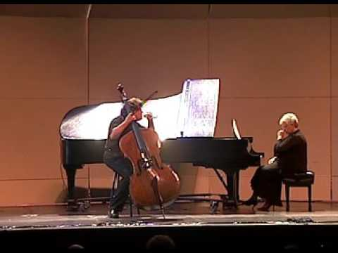 Joel Quarrington Recital 2007 ISB Convention Oklahoma City