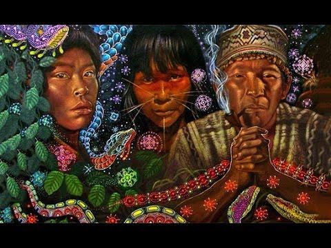 The Ayahuasca Experience - Tracy James (The justBernard Show)