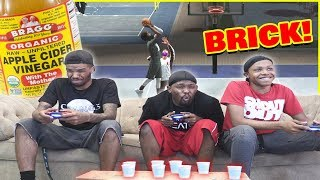 Miss A Shot! Take A Shot! Another 2k PAIN Wager! (NBA 2K19 Park Gameplay))
