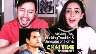 KENNY SEBASTIAN | How To Make Chai & An Ode To My Mother | Reaction!
