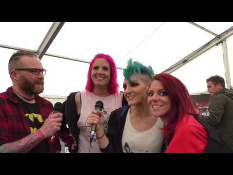 The Lounge Kittens Interview Download Festival 2017