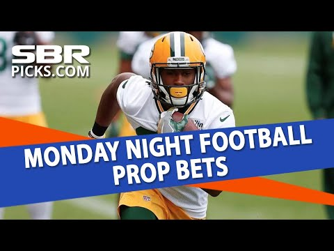 Lions at Packers MNF Player Props | NFL Picks | With Jordan Sharp