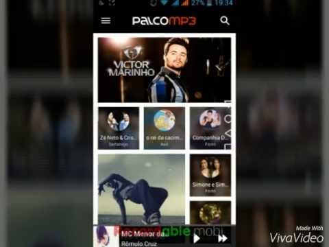 App para baixar musicas (PalcoMp3)