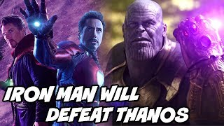 Avengers will Defeat Thanos Emotionally in Avengers 4 with Help of IRON MAN