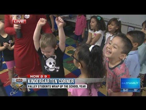 Kindergarten Corner: Luke Elementary School (Part 2)