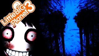 JEFF THE KILLER VS. EYELESS JACK! | Little Big Planet 3 Multiplayer (57)