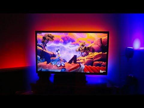 IMMERSIVE AMBIENT LIGHTING • ULTIMATE SMART HOME TECH (LIFX + Homekit)